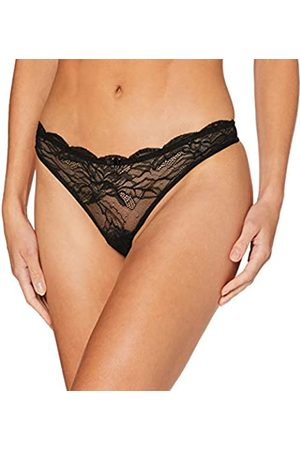 Emporio Armani Damen Strings - Underwear Damen Virtual LACE Thong Unterwäsche