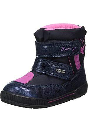 Primigi PRIMIGI Baby-Mädchen PRIGT 63619 First Walker Shoe, BLU/BLU Scuro