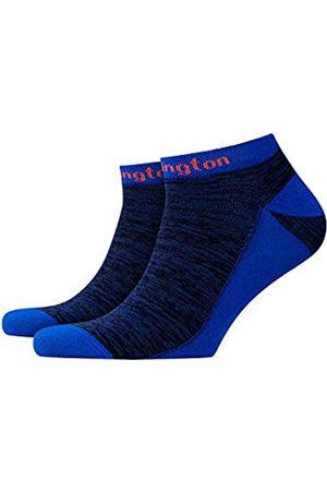 Burlington Herren Sneakersocken Bold Stripe - Baumwollmischung, 1 Paar