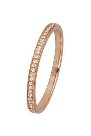 Stardiamant Ringe - Ring - Brillant Rosegold 585 - D6434R