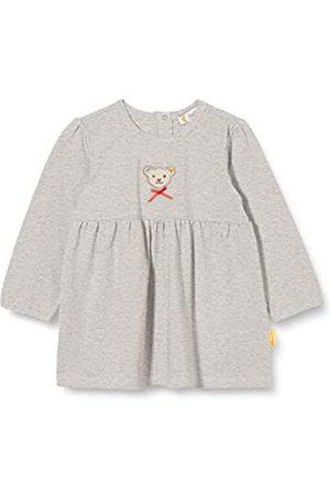 Steiff Steiff Baby-Mädchen mit süßer Teddybärapplikation Tunika