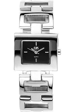 CLIPS Clips Damen-Armbanduhr Analog Quarz 553-2003-48