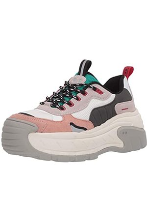 Coolway Damen Sneaker, niedrig geschnitten, Mehrfarbig (MUL)