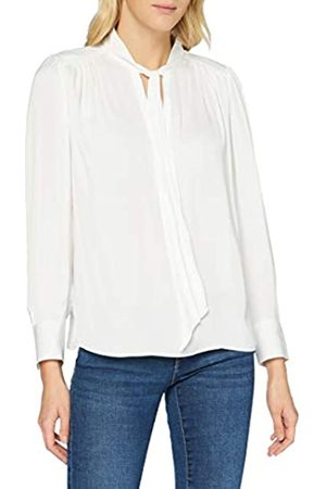 Morgan Damen Shirts - Damen Blouse Fluide Unie Lavalière Oliab Bluse