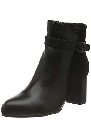 Jana 100% comfort Damen 8-8-25319-25 Stiefelette, Black