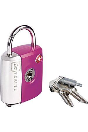 Design go Dual Combi Key Lock Purple