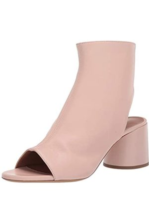 Emporio Armani Women's Open Toe and Back Bootie Ankle Boot