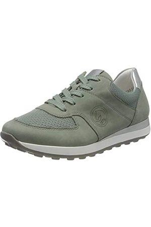Remonte Damen R1800 Sneaker, Mint/Mint/Silver / 52