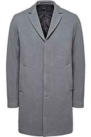 ONLY /& SONS Herren Onsjulian Solid Wool Coat Otw Noos Mantel