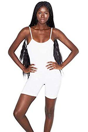 American Apparel Damen Cotton Spandex Sleeveless Singlet Body, figurformend