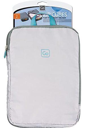 Design go Design Go Zip Cubes (grau) - 303ltgrey