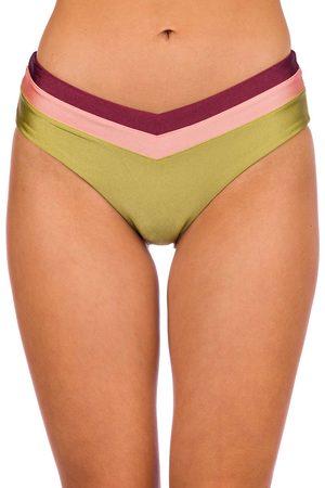 Rip Curl Tallows High Waist Cheeky Bikini Bottom
