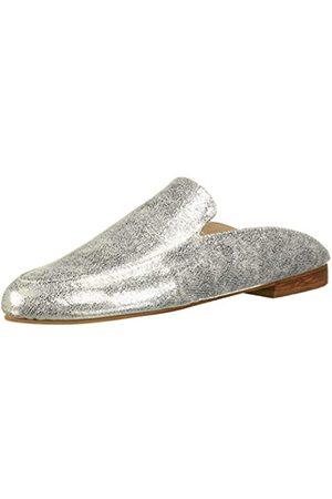 KAANAS Damen Valencia Flat Slide Loafer Fashion Mule Hausschuh