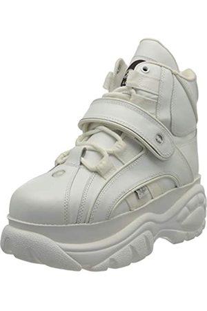 Buffalo Damen 1348-14 2.0 V Sneaker, White
