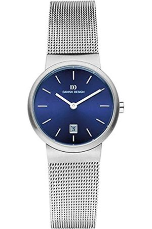 Danish Design Danish Design Damen Analog Quarz Uhr mit Edelstahl Armband 3324582