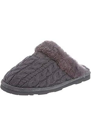 Bearpaw Damen Effie Pantoffeln, (Charcoal 030)