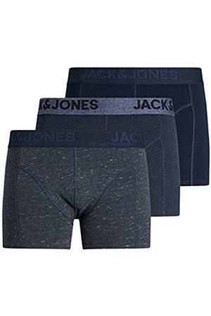 Jack & Jones JACK & JONES Male Boxershorts 3er-Pack LNavy Blazer