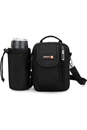 Bags us Multifunktionale Umhängetasche/Umhängetasche/Umhängetasche/Handtasche mit Wasserflaschenhalter