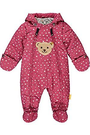 Steiff Steiff Baby-Unisex mit süßer Teddybärapplikation Schneeanzug