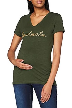 Mama Licious Damen MLTALI S/S Jersey TOP A. T-Shirts