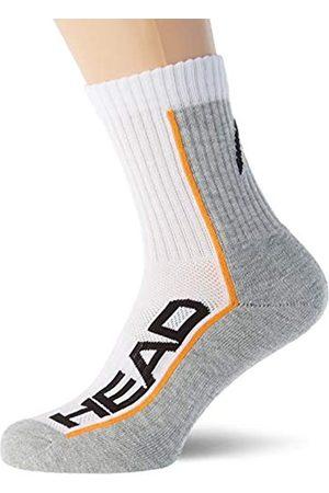 Head Unisex Performance Short Crew Socks Mannschaftssocken, /