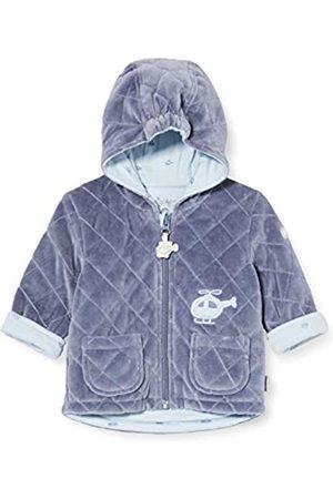 sigikid Sigikid Baby-Jungen Newborn wattierte Nickijacke mit Kapuze aus Bio-Baumwolle, Größe 050-068 Jacke