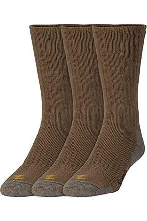 PowerSox Herren Stiefelsocken Medium Cushion Cotton Crew Socken 3 Paar Schuhgröße 43-46