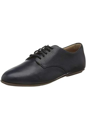 FitFlop Damen ADEOLA LACE UP Derby-Lizard Mix Oxford