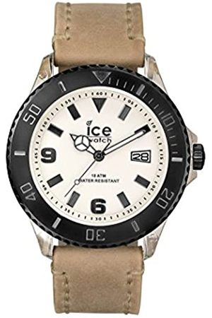 Ice-Watch Herren-Armbanduhr Analog Quarz Leder VT.SD.BB.L.13