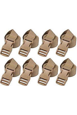 AMYIPO AMYIPO Gepäckgurte 78 Zoll Länge x 2,5 cm Breite Schnellverschluss Schnalle Gurte Koffergürtel für Reisen, Geschäftsreisen
