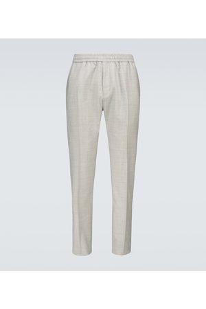 Givenchy Jogginghosen - Jogginghose aus Wolle
