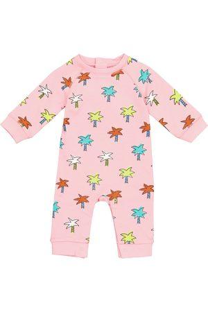 Stella McCartney Kids Baby Bedruckter Strampler aus Baumwolle