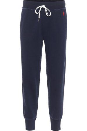 Polo Ralph Lauren Damen Jogginghosen - Jogginghose aus Jersey
