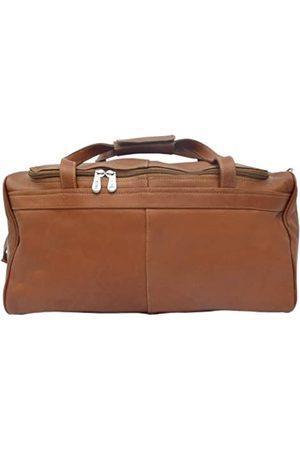 Piel Piel Leather Traveler's Select kleine Reisetasche in