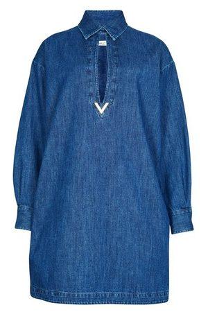 Valentino Damen Freizeitkleider - Jeanskleid