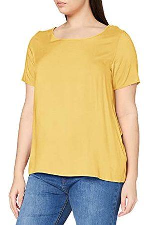 Carmakoma Damen Shirts - Damen CARFIRSTLY Life SS TOP NOOS T-Shirt