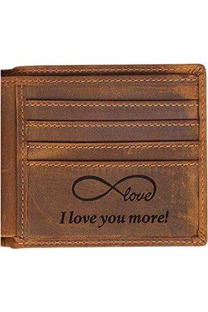 Fodiyaer Personalisierte Geldbörse für Männer – Geschenk für Freund