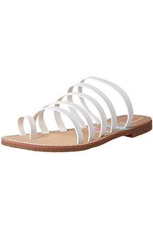 Coolway Damen Slide Sandale, Weiá