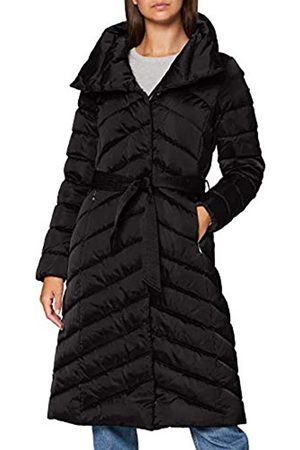 Geox Damen W Chloo Down Coat, Black (BLACK)
