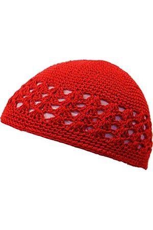 Shoe String King SSK Knit Kufi Mütze - Koopy Cap - Crochet Beanie - - Einheitsgröße