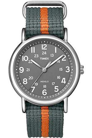 Timex Timex Unisex Quarz Armbanduhr mit Nylon Armband T2N649