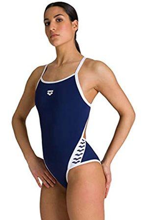 Arena Damen Stripe Superfly Back MaxLife One Piece Swimsuit Monokini