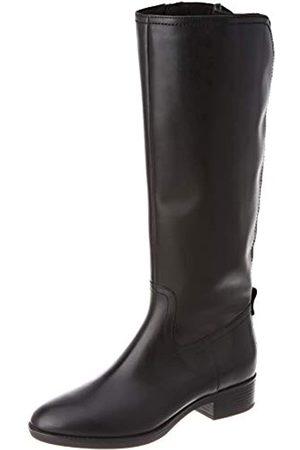 Geox Damen D Felicity A Knee High Boot