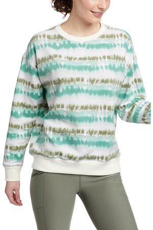 Eddie Bauer Cozy Camp Sweatshirt - bedruckt Damen Gr. S