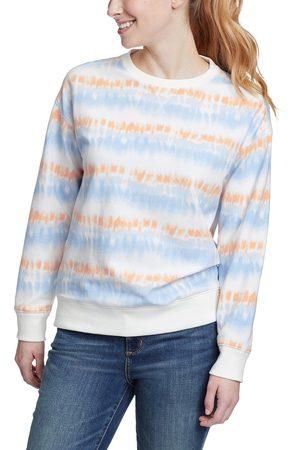 Eddie Bauer Damen Sweatshirts - Cozy Camp Sweatshirt - bedruckt Damen Gr. S