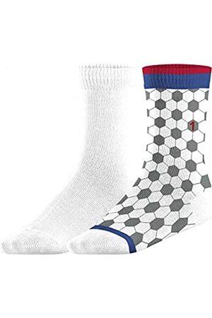 Esprit Kinder Socken Football 2-Pack, 0, 2 Paar