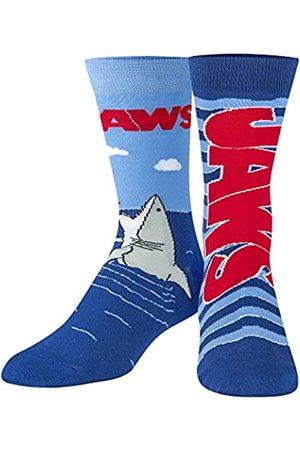 ODD SOX Filme, Jaws Killer Shark, Neuheit Crew Socken