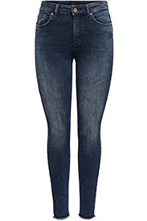 Only ONLY Female Skinny Fit Jeans ONLBlush Life Ankle XS30Blue Black Denim