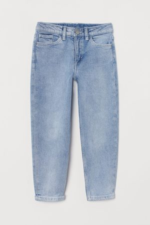 H&M Mädchen Baggy & Boyfriend - Relaxed Fit Jeans