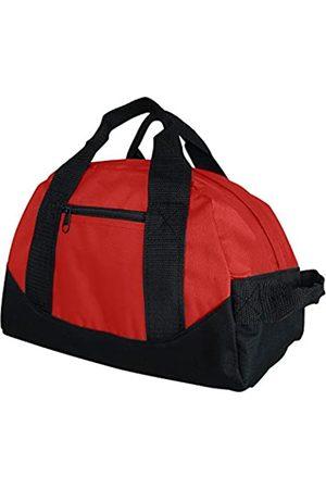 iEquip IEquip Duffle Bag, Gym, Reisetasche, zweifarbig (rot – klein (30,5 x 20,3 x 20